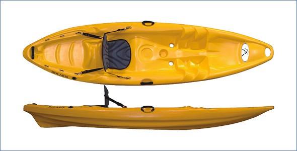 Azul Solaris 9 Kayak #Solaris9